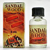"""Ароматическое масло """"Sandal Wood"""" (8 мл) (Индия)"""