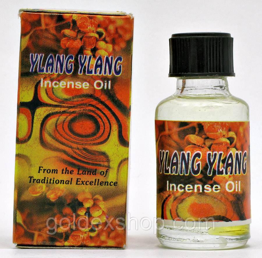 """Ароматическое масло """"Ylang Ylang"""" (8 мл) (Индия)"""
