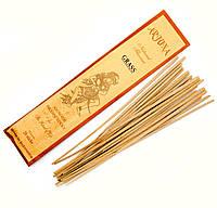 Grass (Трава) (Arjuna) пыльцовое благовоние (Индонезия)