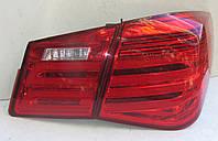 Chevrolet Cruze оптика задняя красная Benz Style Restyle