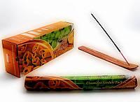 Cinnamon Sandal Patchouli (Корица, Сандал и Пачули) (Darshan) шестигранник, аромапалочки