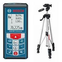 Лазерный дальномер Bosch GLM 80 + штатив BS150