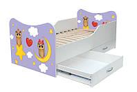 """Детская кровать"""" Две совы """""""
