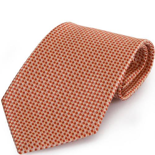 Очаровательный детский галстук SCHONAU & HOUCKEN (ШЕНАУ & ХОЙКЕН) FAREDP-08 оранжевый