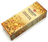 Benzoin (Росный Ладан) (Hem) шестигранник, аромапалочки