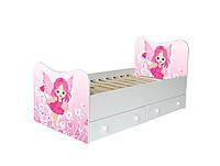 """Детская кровать"""" Маленькая фея """""""
