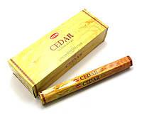 Cedar (Кедр) (Hem) шестигранник, аромапалочки