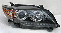 Corolla E140 2008 оптика передняя ксенон / headlights HID