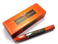 Cinnamon Orange (Корица и Апельсин) (Hem) шестигранник, аромапалочки