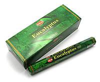 Eucaliptus (Эвкалипт) (Hem) шестигранник, аромапалочки
