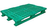 Поддоны пластиковые перфорированые 1200х800х160 мм.