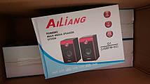 Акустика Ailiang Q1/USBFM-06, фото 3