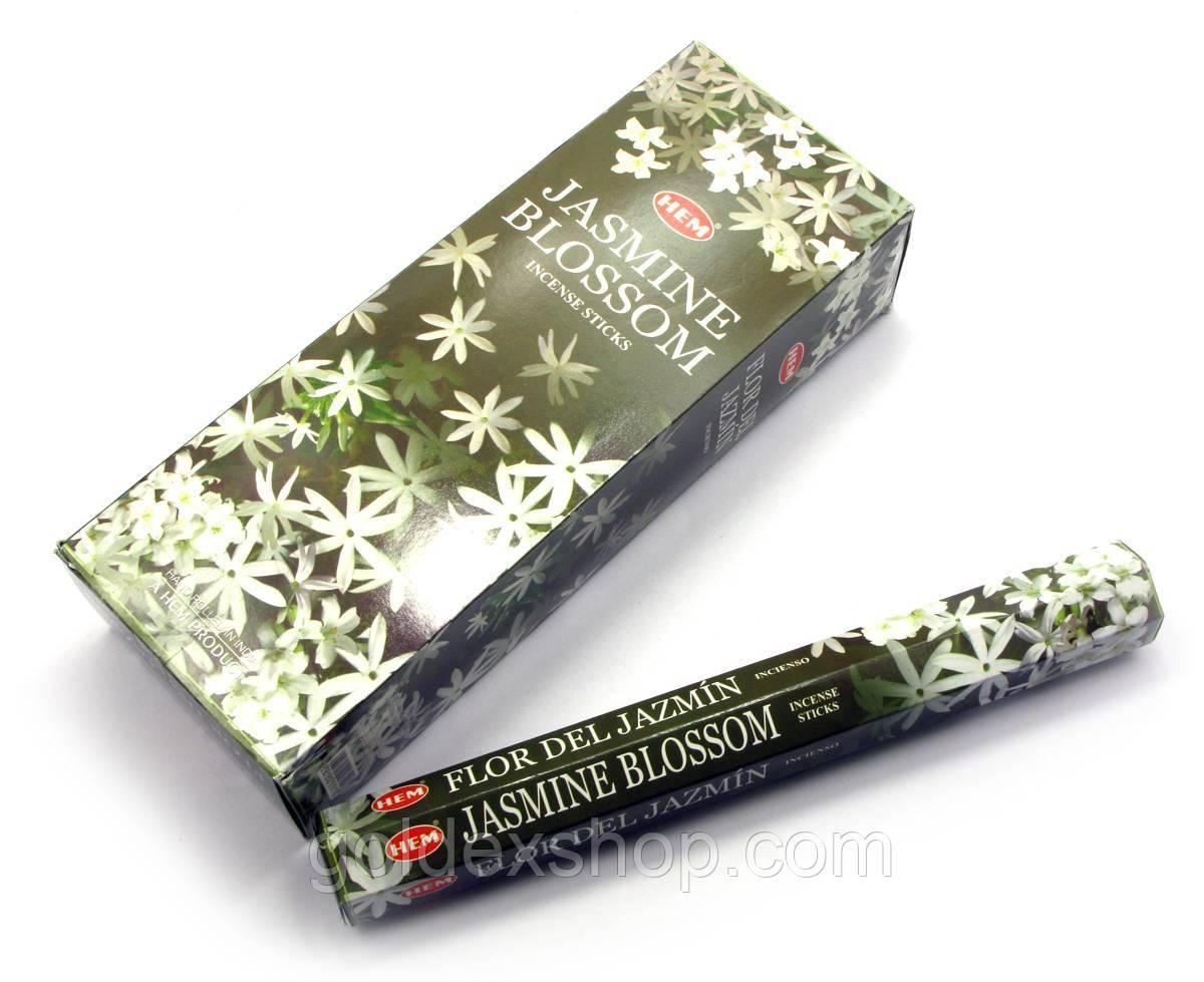 Jasmine Blossom (Цветущий жасмин) (Hem) шестигранник, аромапалочки