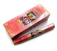 Ma Saraswati (Сарасвати) (Hem) шестигранник, аромапалочки