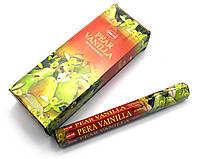 Pear Vanilla (Hem) шестигранник, аромапалочки