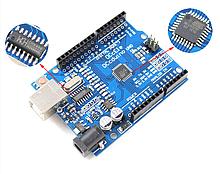 Arduino UNO R3 ATmega328P  + CH340G