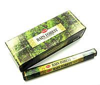 Rain Forest (Дождь в Лесу) (Hem) шестигранник, аромапалочки