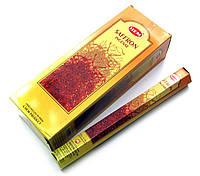 Saffron (Шафран) (Hem) шестигранник, аромапалочки