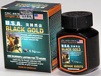 Американское Черное золото для потенции ( USA Black Gold Оригинал) 16 шт
