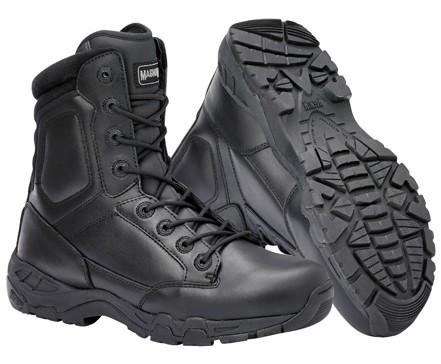 Берцы военные Magnum Viper Pro 8.0 Leather Waterproof EN Black