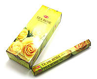 Tea Rose (Чайная Роза) (Hem) шестигранник, аромапалочки