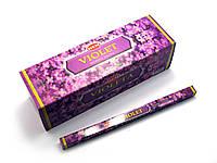 Violet (Фиалка) (Hem) квадрат, аромапалочки