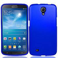 Чехол-накладка для Samsung Galaxy Mega 6.3 i9200 Blue