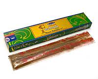 Natural Patchouli (Натуральний Жасмин) (15 gm) (Satya) пыльцовое пахощі