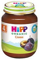 Фруктовое пюре слива хипп hipp HIPP, 125г