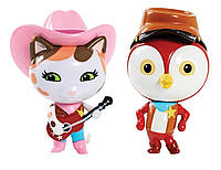 Sheriff Callie игровой набор Шериф Келли Клювик и Келли музыкант