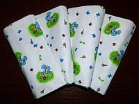 Пеленки для новорожденных Фланель Фото