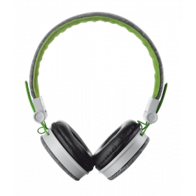 Наушники Trust Urban Revolt Fyber headphone Grey green
