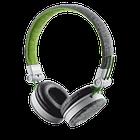 Наушники Trust Urban Revolt Fyber headphone Grey green, фото 2