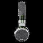 Наушники Trust Urban Revolt Fyber headphone Grey green, фото 4