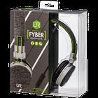 Наушники Trust Urban Revolt Fyber headphone Grey green, фото 5