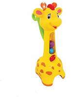 Каталка Kiddieland Аккуратный жираф (52365)