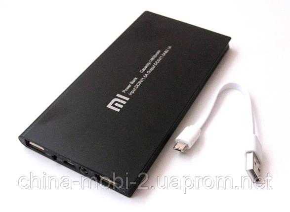 Универсальная батарея - Xiaomi Power bank Mi 14800 mAh, black, фото 2