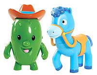 Sheriff Callie игровой набор Шериф Келли Танцующие Тоби и Лучик
