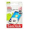 Карта памяті SanDisk Ultra microSDHC UHS-I 32GB (SDSQUNB-032G-GN3MN)