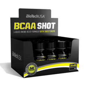 BioTech USA BCAA Shot 20x60ml