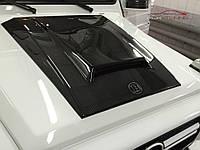 Воздухозаборник на капот BRABUS 100% CARBON Mercedes G-Class W463
