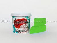 Мастика - сахарная паста для обтяжки Magic Colours - Зелёная - 1 кг