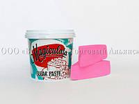 Мастика - сахарная паста для обтяжки Magic Colours - Розовая - 1 кг