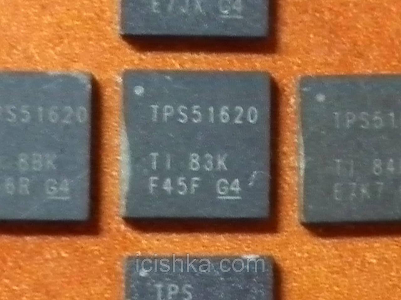 TPS51620 / 51620 QFN40 Step Down for IMVP6+ CPU/GPU