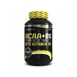 BioTech USA BCAA+B6 100 tabs