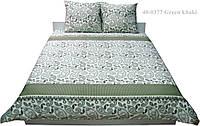 Комплект двуспального семейного постельного белья сатин