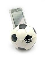 """Подставка под телефон """"Футбольный мяч"""" (d-7,5 см) (W52005)"""