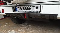 Карбоновый диффузор заднего бампера Mercedes G-Class Brabus