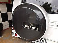 Карбоновый колпак колеса Mercedes G-Class