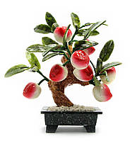 Дерево персик (8 плодів) (20х15х8 см)